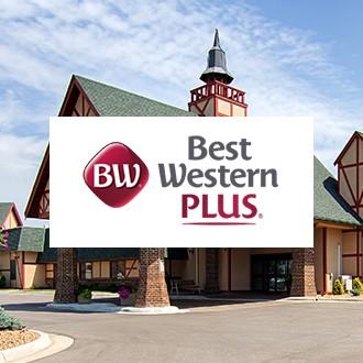 Best Western Plus New Ulm Logo