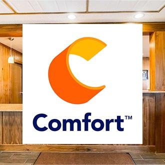 Comfort Inn Valentine Logo