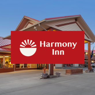 Harmony Inn & Suites Logo