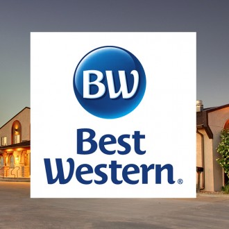 Best Western West Hills Inn Logo