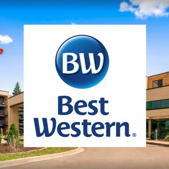 Best Western East Towne Suites Logo
