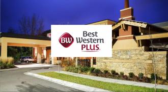 Best Western Plus St. Paul North Shoreview Logo